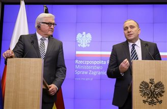 Polish foreign minister to talk Ukraine with German, UK counterparts