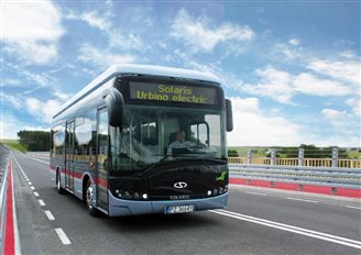 Solaris bus company looks to markets in South Caucasus