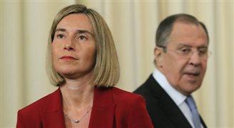 Ławrow i Mogherini o różnicach między Rosją i UE