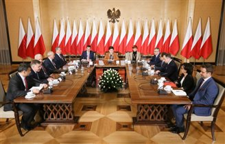 Polish government discusses economic policy