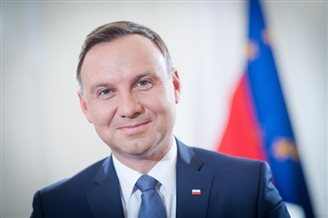 President-elect Duda to tackle foreign policy