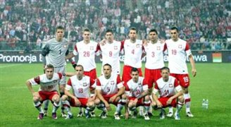 Poland football team up one place to 41st in FIFA ranking