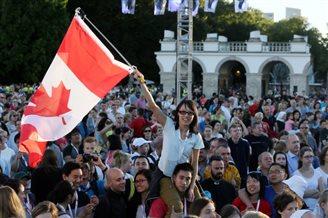 Thousands enjoy concert for pilgrims in Warsaw