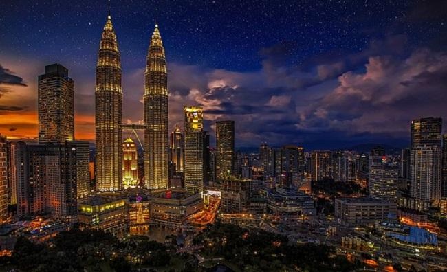 Kuala Lumpur, Malaysia. Photo: pixabay.com