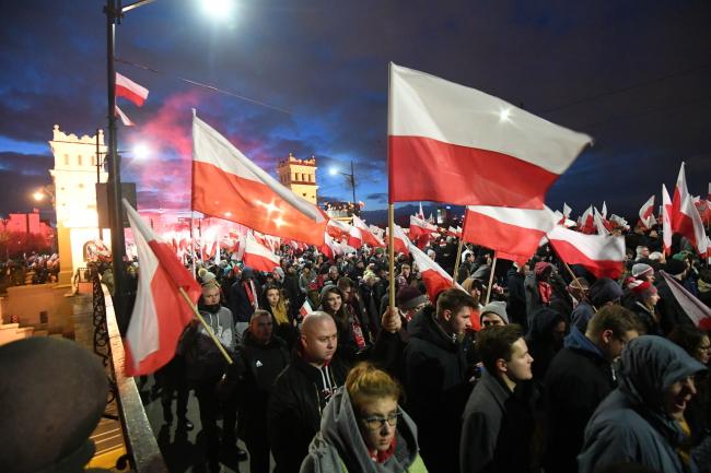 Варшава, 11 листопада 2017 року