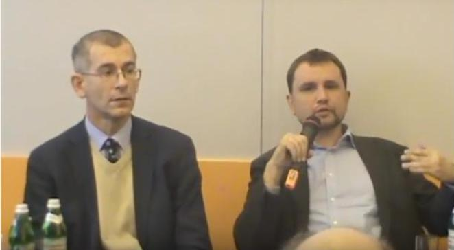 Польський та український історики Ґжеґож Мотика і Володимир В'ятрович