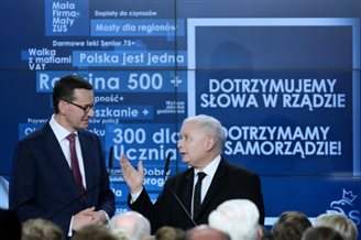Polish ruling party wins regional vote, exit poll shows
