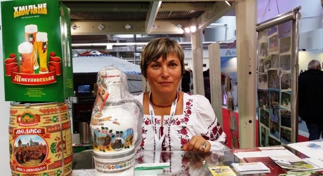 Галичанка Оксана Ленчук каже, що Тернопільщина - найкраща
