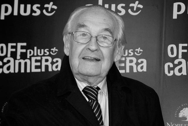 Regisseur Andrzej Wajda starb im Alter von 90 Jahren (1926–2016)