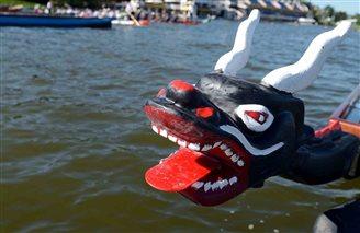 Poznan hosts World Dragon Boat Championships