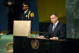 Polish president