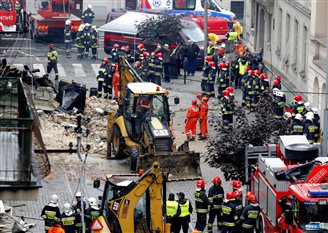Family of 3 confirmed dead in Katowice gas explosion