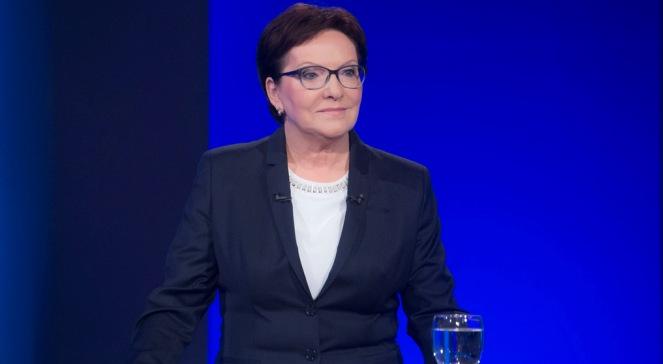 Екс-прем'єр-міністр Польщі Ева Копач