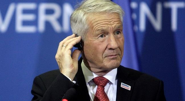 Генеральный секретарь Совета Европы Турбьерн Ягланд.