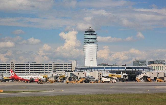 Vienna International Airport. Photo: Wikimedia Commons/K.Gruber