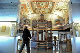 New Jewish museum 'puts Poland in better light'