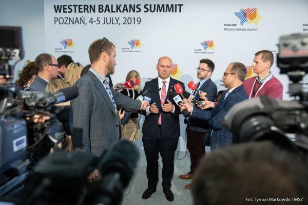Szymon Szynkowski vel Sęk, wiceminister spraw zagranicznych