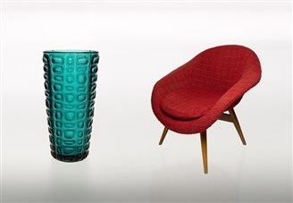 Polish modern furniture on show in Madrid