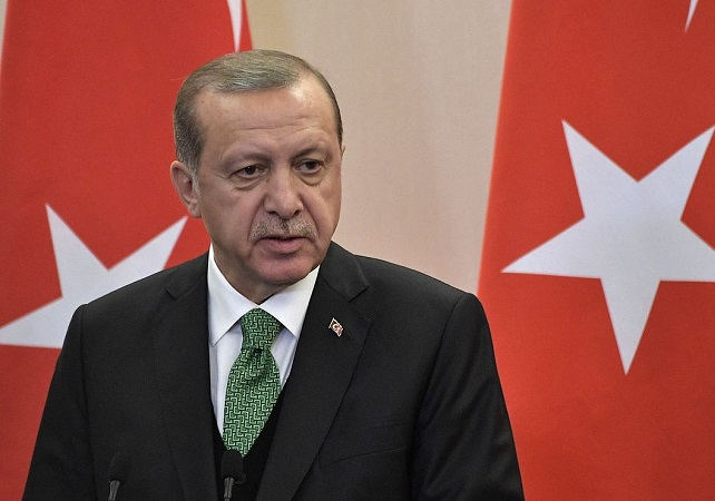 Turkish President Tayyip Erdogan. Photo: Wikimedia Commons/Kremlin.ru.