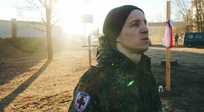 Один з лідерів «Молодого фронту» Юрій Дашкевич