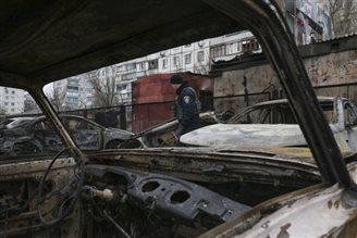 Poland condemns Mariupol offensive