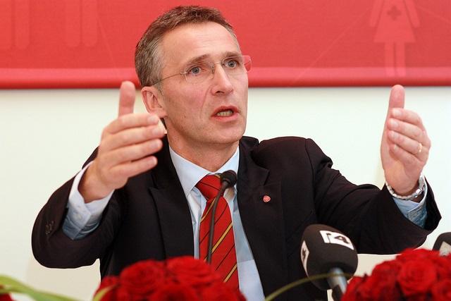 Jens Stoltenberg. Photo: Arbeiderpartiet/Flickr.com