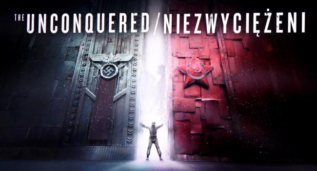 Кадр з фільму «Непереможні» («The Unconquered»)