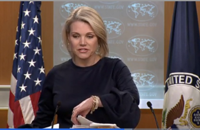 Heather Nauert. Picture: www.state.gov