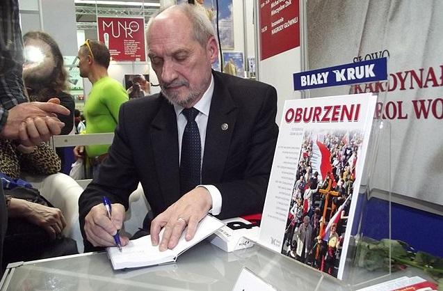Бывший министр национальной обороны Польши Антони Мацеревич