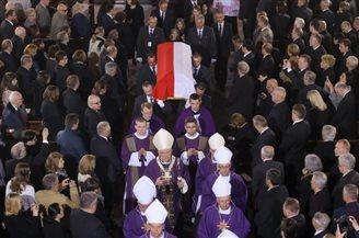 Poland bids farewell to