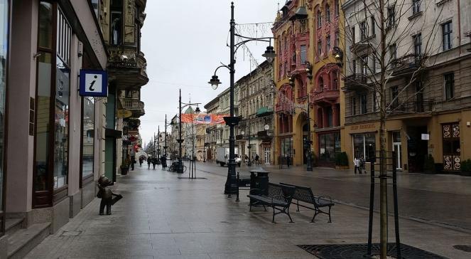 Лудзь, вулиця Пйотрковська