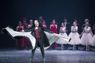 The Phantom of the Opera gets revival after 10 years on Poland