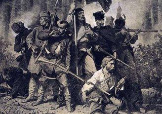 155 гадоў таму пачалося паўстаньне супраць расейскага панаваньня