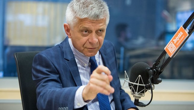 Central banker Marek Belka. Photo: Polskie Radio