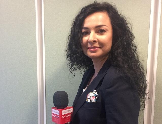 Teresa Wierzbowska, prezes Stowarzyszenia Sygnał