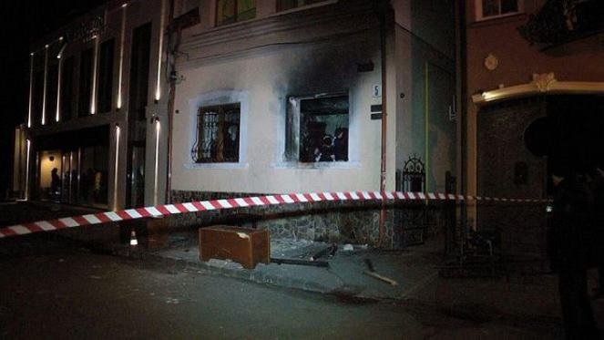 Суд у Кракові заслухав свідків підпалу угорського центру в Ужгороді