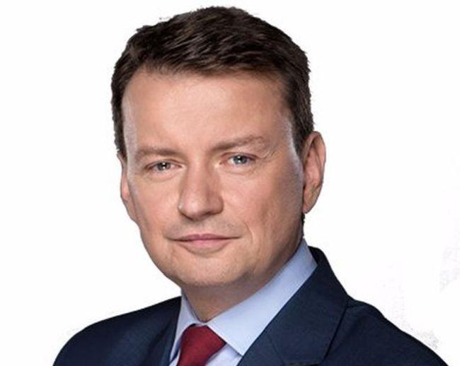 Министр национальной обороны Польши Мариуш Блащак