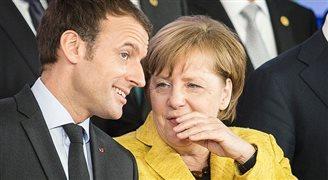 Wizyta prezydenta Francji w Niemczech