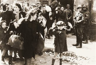 Warsaw Ghetto Uprising remembered