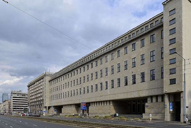A district court in Warsaw. Photo: Adrian Grycuk/Wikimedia Commons (CC BY-SA 3.0 pl)