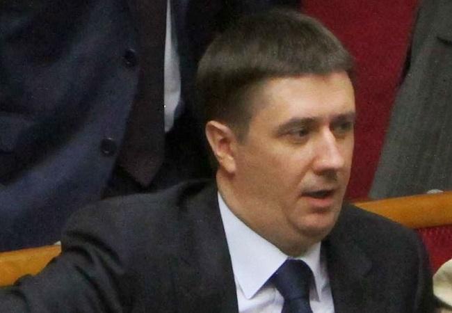 Vyacheslav Kyrylenko. Photo: ВО Свобода - Як у раді брехав Захарченко/Wikimedia Commons (CC BY 3.0)