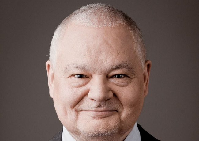 Poland's central bank chief Adam Glapiński. Photo: Piotr Małecki (NBP Press Office)[CC BY-SA 4.0 (https://creativecommons.org/licenses/by-sa/4.0)], via Wikimedia Commons