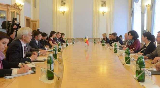 Зустріч польських та українських парламентарів 16 травня 2016 року у Києві
