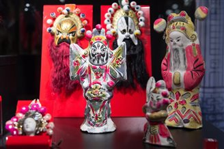 National Museum in Wroclaw unveils Chinese folk art