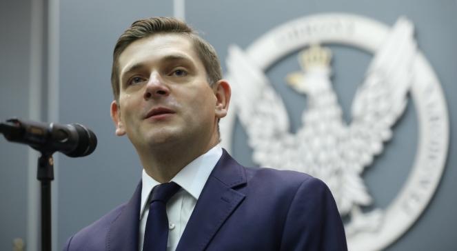Віце-міністр національної оборони Польщі Бартош Ковнацький