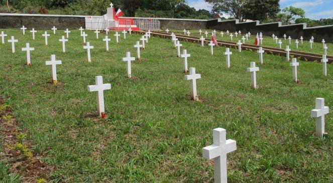 Cmentarz w Ugandzie