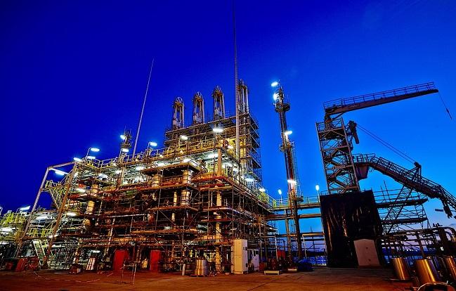 The LNG terminal in Świnoujście. Photo: polskielng.pl