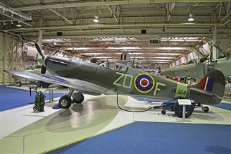 Pole wins 'People's Spitfire Pilot' vote