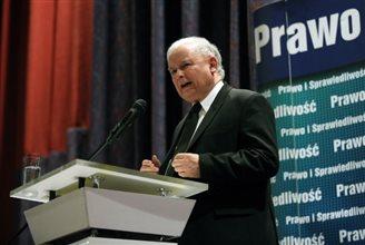 Polish opposition leader promises