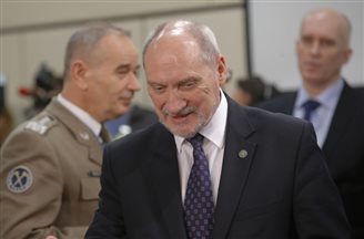 Poland will help in fight against IS: defence minister